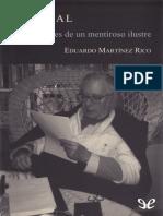 Martinez Rico, Eduardo - Umbral. Las Verdades de Un Mentiroso Ilustre [28325] (r1.0)
