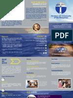 Brochure 2013 Revised