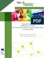 Opportunities Document for SSH_01.12.2015