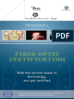 Fiber Optics Certification in Egypt by Developers