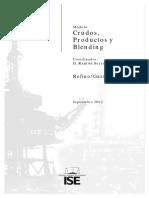 Crudos-productos y Blending