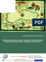 Reinvegorating Cross Border Cooperation In Black Sea Region