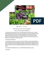 Platte Prairie Farms 2016 Summer CSA Agreement