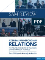 Azerbaijani-Georgia Relations