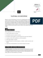 6 Natural Ecosystem