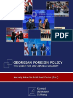 Georgian Foreign Policy