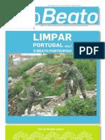 """Edição de Março 2010 do Boletim Informativo """"O Beato"""""""
