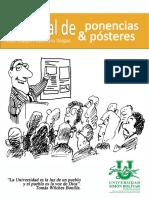 Manual de Ponencias y Pósteres