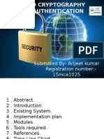 Data Integrity in Network Security(Second Review).