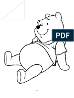 Pooh's Coloring Book