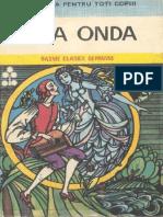 Biblioteca pentru toti - 16.Zana onda(1975)