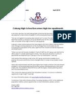 Coburg High School Becomes High Rise Development