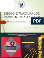 estructuras de pavimentos