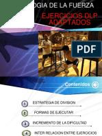 Metodologia de La Fuerza, Los Ejercicios Gorosito Jujuy 2014 (1)