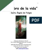 Angela de Foligno- Libro de La Vida