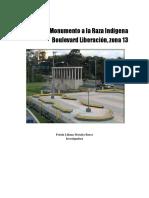 Monumento de La Raza_indigena