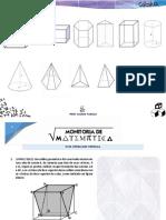 Matemática - Geometria Espacial, Marco