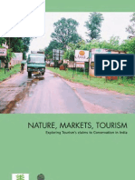 Nature, Markets, Tourism - Exploring Tourism's claims to Conservation in India (Briefing Paper)