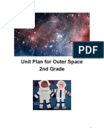 Unit Plan for Outerspace