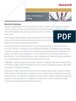 White Paper on Safety System Services