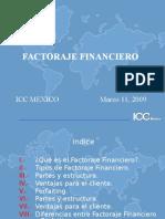 200880245 Factoraje Financiero Ppt