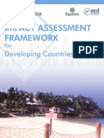 A WTO GATS Tourism - Impact Assessment Framework for Developing Countries