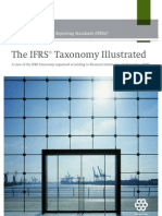 IFRS Texonomy Illustrated