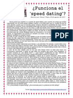 Funciona El Speed Dating