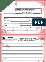 Formatos de Planes Semanales y Quincenales (1)