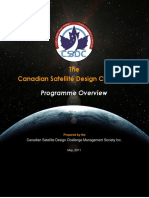 Canadian Satelite Design Challenge