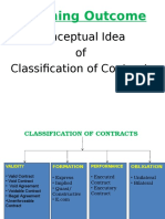 L 3 - Classification of Contracts