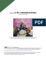 G-Redes de Comunicaciones