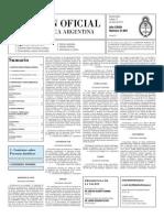 Boletin Oficial 13-04-10 - Segunda Seccion