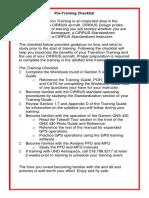 Cirrus SR 20 Training Guide