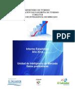 Informe Estadístico Enero a Diciembre de 2014