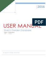 User-Manual - Alex Chisholm