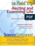 Collecting & Examining Life Field Trip, Science Companion