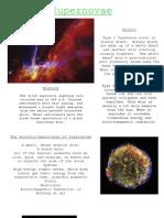 2b Supernovae Summary