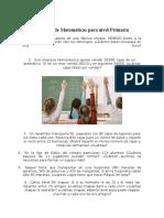 135 Problemas de Matemáticas para nivel Primaria.docx