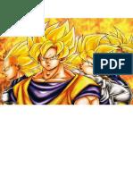 Dibujos de Dragon Ball