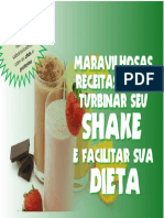 Receitas Exclusivas Shake
