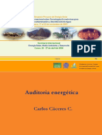 Auditoria Energ. Uni