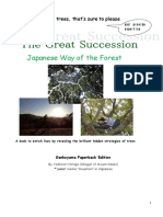 The Great Succession-Japanese Way of the Forest