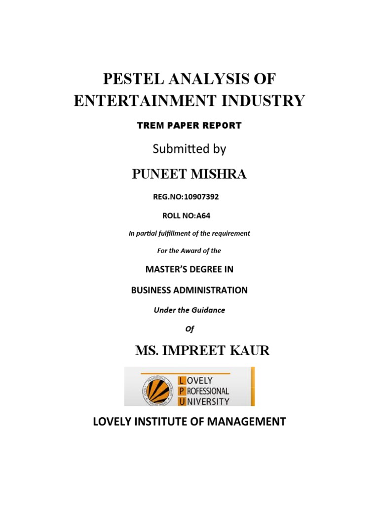 pestel analysis of shoe leather industry