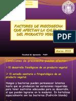 02. Clase Efecto de La Precosecha Marzo 2010