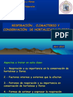 03.Clase de Respiracion y Climactario en Hortalizas2010