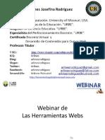 - 29-01-16 Webinar Herramientas Webs