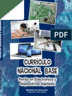 CNB Perito en Electrónica y Dispositivos Digitales