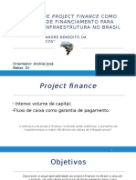 Apresentação - TICT - Project Finance