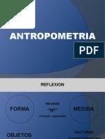 Antropometria y Ergonoma